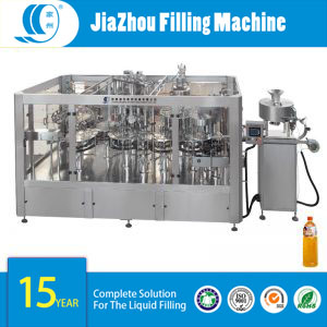 Juice-pulp-beverage-filling-equipment