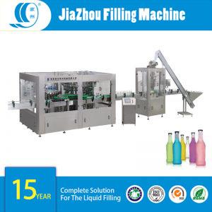 Presetting-wine-filling-machine