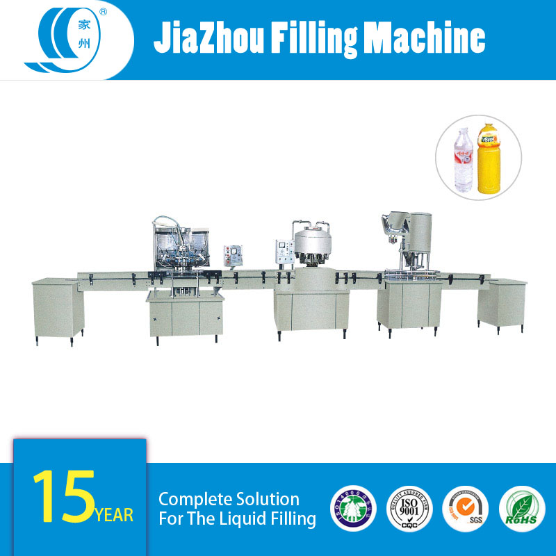 Washing,filling-and-sealing-production-line-for-pure-water,mineral-water,fruit-juice,spirit,etc.